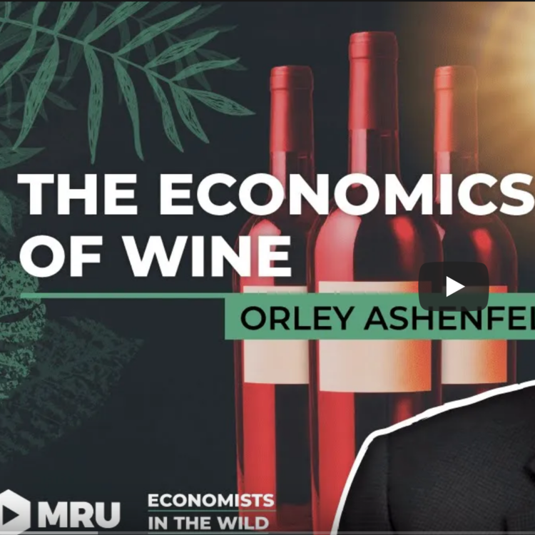 Screenshot of The Economics of Wine video-Orley Ashenfelter
