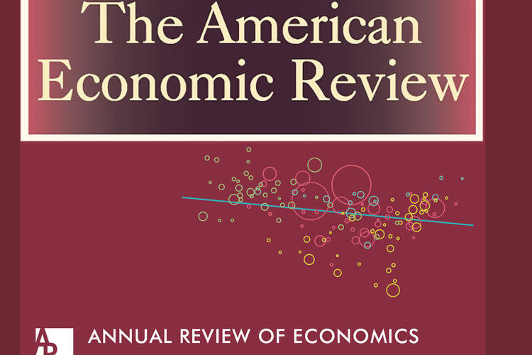 Combined covers for the American Economic Review and the Annual Review of Economics